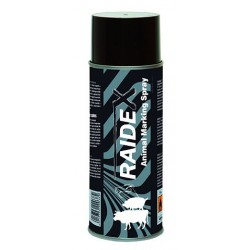 Merkspray Zwart 400 Ml Raidex