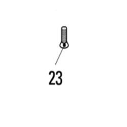 Pièce Xtra Tête Mouton 717-727 / 23