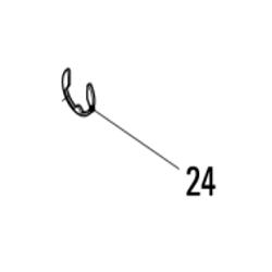Pièce Heiniger Tête 706-524