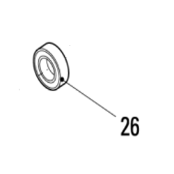 Pièce Heiniger Tête 701-636