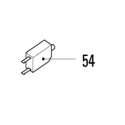 Pièce Heiniger Moteur 701-630 / 54