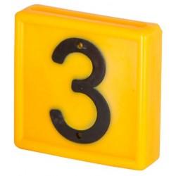 Kokernummer N°3