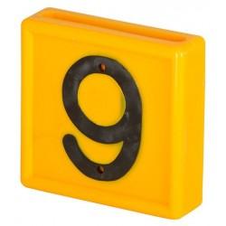 Kokernummer N°9