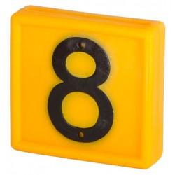 Kokernummer N°8