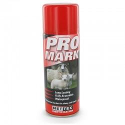 Merkspray ProMark Rood