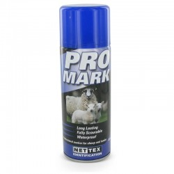 Merkspray ProMark Blauw