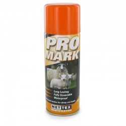 Merkspray ProMark Oranje