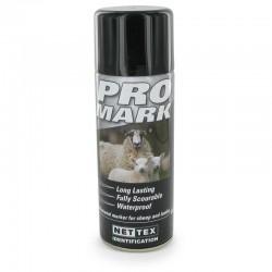 Merkspray ProMark Zwart