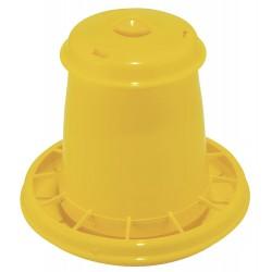 Voederbak PVC Kippen 2,5 l