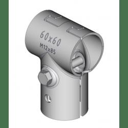 T-klem 60/60 mm Jourdain
