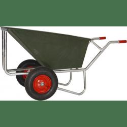 Kruiwagen PVC 170 l - 2 wielen