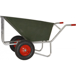 Kruiwagen PVC 200 l - 2 wielen