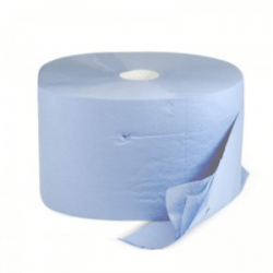 Uierpapier Blauw Maxi 3-laags
