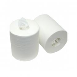 Uierpapier Wit 1-laags (6St)