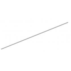 Barre Garrot 49 mm Galva (1 m)