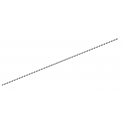 Barre Garrot 49 mm Galva (6 m)