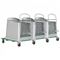 Open Top Trio Calf-O-Tel