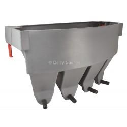 Milkbar 4 Spenen / 4 * 2,5 L