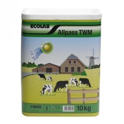 Allpass Twin Wasmiddel 10 Kg