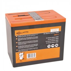 Batterij Powerpack 9V/175Ah