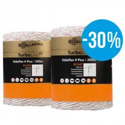 Vidoflex 9 DuoPack Wit