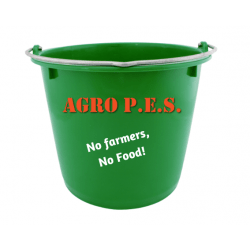 Emmer PVC Agro PES 12 l