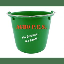 Seau en plastique AGRO...