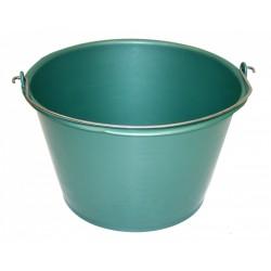 Emmer PVC Groen 17 l