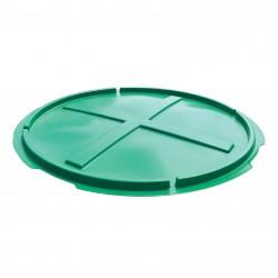 Fond Râtelier PVC Cloche
